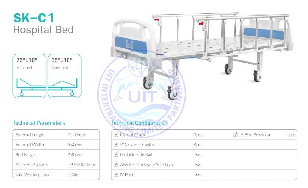 CT-Manual Bed-SK-C1 (A2k)